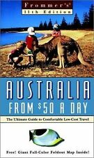 Frommer's Australia from $50 a Day (Frommer's $ A Day)