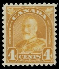"CANADA 168 - King George V ""Arch"" (pf92336) VLH $25"