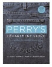 Perry's Department Store : A Product Development Simulation by Rose J. Regni...