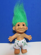"100% IRISH  - 5"" Russ Troll Doll -  NEW - VHTF"