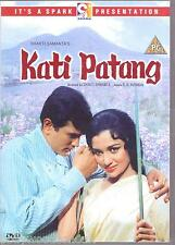 KATI PATANG  - RAJESH KHANNA - BRAND NEW BOLLYWOOD DVD - FREE UK POST