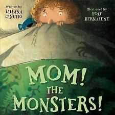 Mom! the Monsters! by Parragon Books (2011, Hardcover) Kids Book Halloween