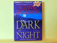 Troubleshooters Ser.: Dark of Night 14 by Suzanne Brockmann (2009, CD, Abridged)