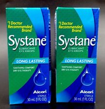 ALCON SYSTANE Long Lasting Dry Eye Lubricant Artificial Tear Drops 1oz
