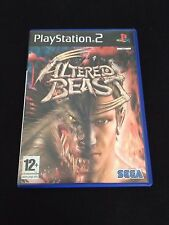 Altered Beast - Playstation 2 - PS2