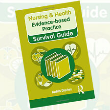 Evidence-based Practice(Nursing and Health Survival Guides) By Judith Davies New