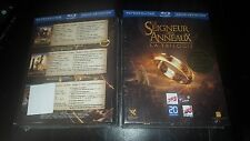 The Lord Of The Rings Trilogy BluRay Exclusive Metropolitan Steelbook New&Sealed