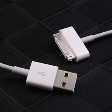 USB Sync Data Charging Charger Cable Cord For Apple iPad 2 ipod iPhone 4 4S New