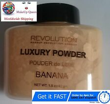 Makeup Revolution Luxury Banana Powder FREE TRACKED P&P