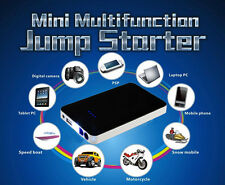 12V AUTO PORTATILE jump-starter Booster caricabatterie battery & POWER BANK 7500mAh