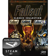 Fallout classics collection 1, 2 et tactiques de CLÉ STEAM PC