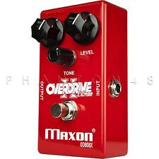 Maxon OD808X Extreme Overdrive/Distortion Guitar Effect Pedal - Brand NEW