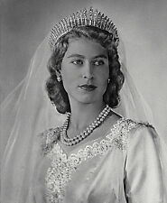 QUEEN ELIZABETH II AS PRINCESS - 1947 TYPED LETTER SIGNED BUCKINGHAM PALACE- UK