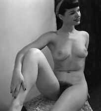 Bettie Page A4 photo #8