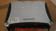 Panasonic Toughbook CF-19 MK2,Intel Core 2 Duo U7500,2GB Ram,120GB HDD,HSDPA,BT