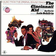 The Cincinnati Kid - New Original Soundtrack LP Record! With Ray Charles!