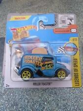 Hot Wheels 2017 #070/365 ROLLER TOASTER blue Legends of Speed New Casting