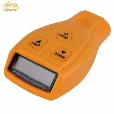 1X Ultrasonic Coating Thickness Gauge Digital Paint Film Thickness Tester Meter