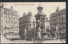 France Postcard - Lyon - Place Des Jacobins   2618
