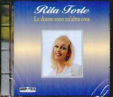 """RITA FORTE """" LE DONNE SONO UN'ALTRA COSA """"  CD SIGILLATO  1996  TRING"""