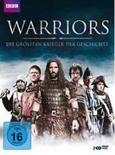 Bbc - Warriors-Die größten Krieger der Geschichte *2 DVD*NEU*