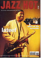 JAZZ HOT - N°565 - YUSEF LATEEF
