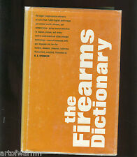 FIREARMS DICTIONARY. by Steindler    HB/dj   VG/VG