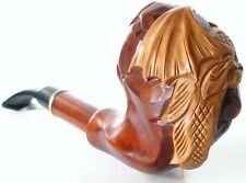 Fashion Hand Carved Tobacco Smoking Pipe Pipes * DRAGON * Handmade Pipe for 9 mm