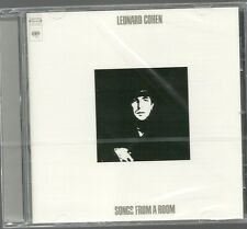 CD (NEU!) . LEONARD COHEN - Songs from a room (dig.rem.+2 / Bird on a wire mkmbh