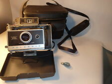 Vintage Polaroid Automatic 330 Land Camera UNTESTED for parts or restoration