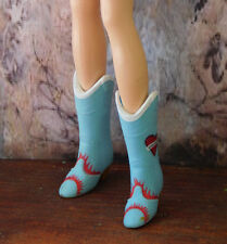 Barbie Taylor Swift Sundress Medley BLUE RED HEART COWBOY Boots Accessory