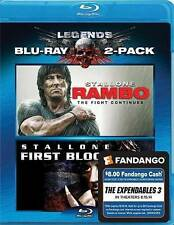 Rambo (2008) / First Blood (1982) Double Feature (Blu-ray)
