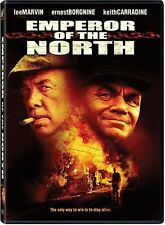 EMPEROR OF THE NORTH POLE (1973 Lee Marvin) -  DVD - REGION 1 - Sealed
