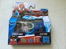 Diamond Select Toys Marvel Minimates Amazing Spider-Man 2 Battle Damaged Electro
