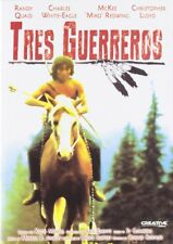 Tres Guerreros (Import Dvd) (2012)[three Warriors] Varios Randy Quaid BRAND NEW
