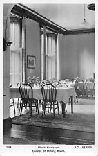 BR67605 monk coniston real photo corner of dining room   uk