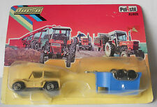 VW Dune Beach Buggy Horse Box Polistil 1978 1/55 RJ802 Sealed Blister Pack Mint