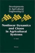Nonlinear Dynamics and Chaos in Agricultural Systems, Volume 12 (Devel-ExLibrary