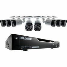 Lorex 8 Channel HD 1080p Security System with 2TB HDD and 8 1080p Cameras New!!