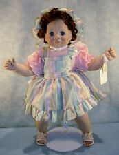 Lee Middleton First Moments Twin Girl Doll, 21 inch