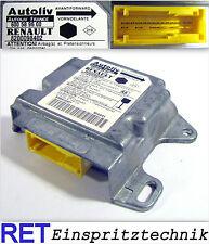 Steuergerät Airbag Autoliv 600589600 Renault Kangoo Clio 8200098402