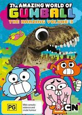 The Amazing World of Gumball - The Amazing Vol 3 DVD NEW