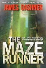The Maze Runner (Maze Runner Trilogy (Hardback)), James Dashner, Good Book