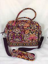 Vera Bradley Large Shoulder Bag with Padded Laptop Section