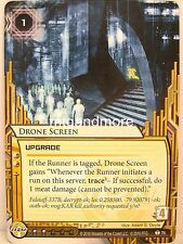 Android Netrunner LCG - #076 Drone Screen - Intervention