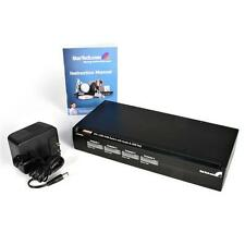 StarTech.com  (SV431UADVI) 4-Port DVI/USB KVM Switch with audio