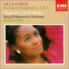 Heitor Villa-Lobos: Bachianas Brasileias Nos. 1, 5 & 7 (CD, Nov-1986, EMI Mus...