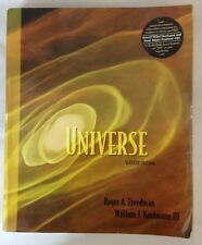 Universe by Roger A. Freedman and William J. Kaufmann 2005