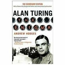 Alan Turing: The Enigma by Andrew Hodges (2012, Paperback, Biography)