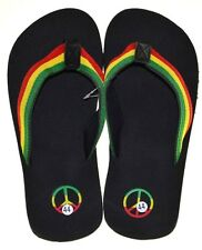 Rasta Slipper Footwear Jamaican Sandal-size 11~12(europe 46)